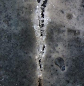 beton samonaprawialny