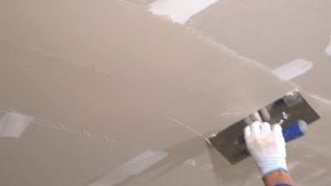 Spoinowanie płyt gipsowo-kartonowych