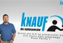 Suche tynki Knauf