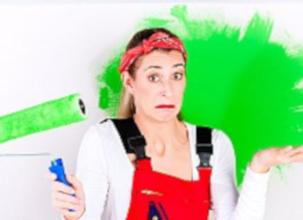 Problemy przy malowaniu